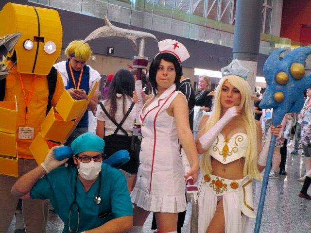 Otakuthon 2015. Photo Rachel Levine