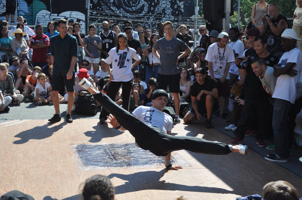 Under Pressure 2015. Urban Dance. Photo Sean Lapalme