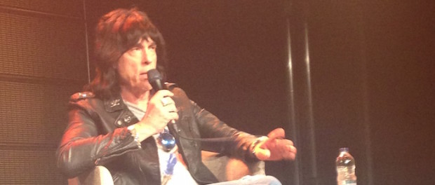 marky ramone by paulette hall. phi centre 2015