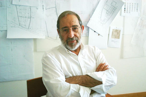 Álvaro Siza. © Office of Álvaro Siza