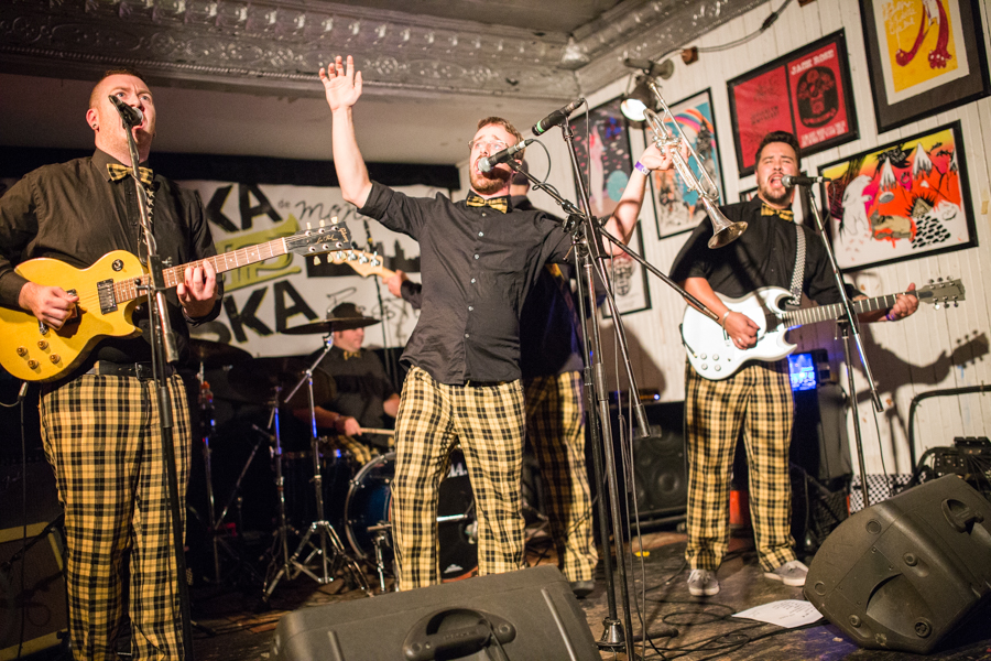 SKA Fest 2015. Photo Kat Mergaert