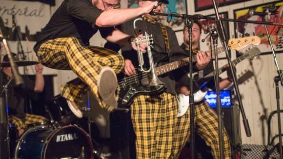 Slaters & Fils. SKA Fest 2015. Photo Kat Mergaert
