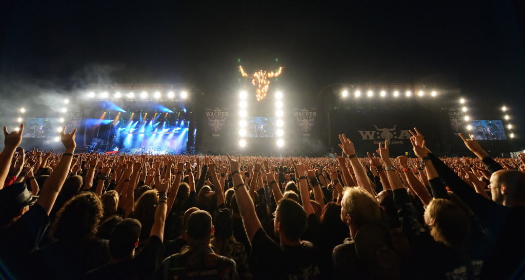 Wacken 3D. Dir. Norbert Heitker. Photo courtesy of Raven Banner.