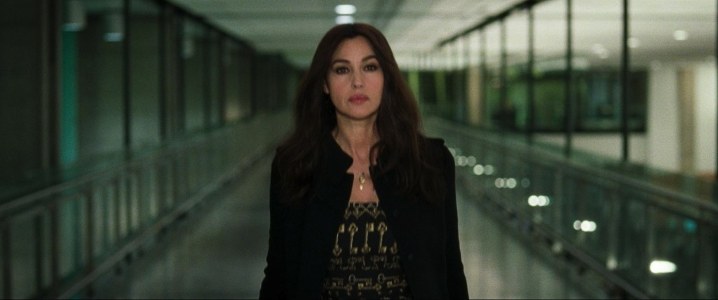 Monica Bellucci in Ville Marie