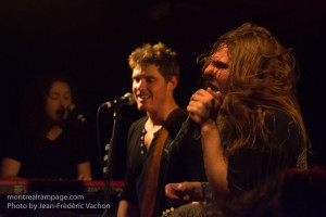 The Glorious Sons - November 27, 2015 (Photo by Jean-Frederic Vachon)