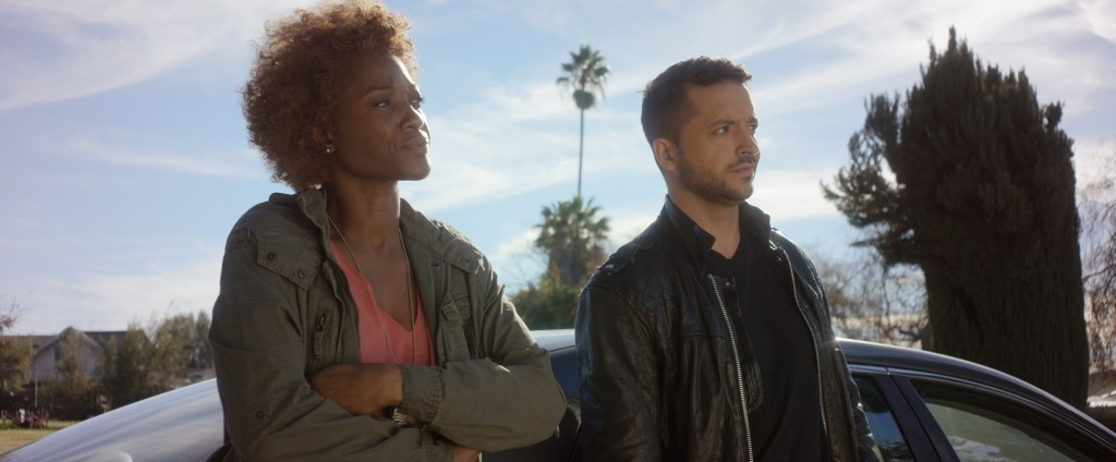 Yolonda Ross and Jai Rodriguez in Kiss Me Kill Me