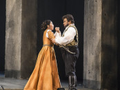 Otello. Place des Arts Wilfrid Pelletier. Photo Laura Dumutriu