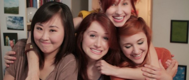 Screenshot from the web series,