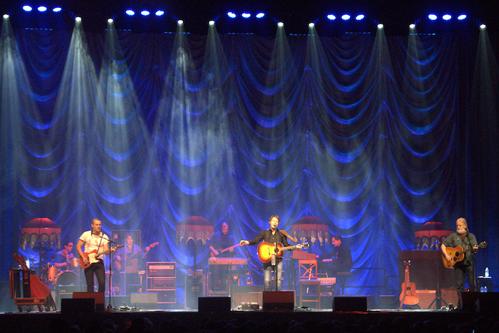 Blue Rodeo. Ottawa. 2016. Photo Marlene Wilson.