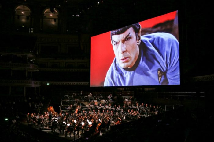Spock. Star Trek. Photo Christie Goodwin