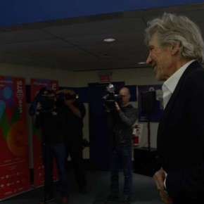 Roger Waters at Opéra de Montréal Press Conference for Another Brick in the Wall The Opera. Photo Marlene Wilson.