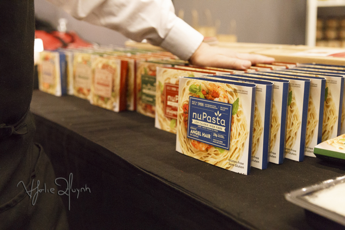 Low Calorie Pasta - NuPasta. Expo Sante et Manger. Photo Lily Huynh.