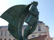 Statue of Jean Talon in Châlons-en-Champagne, France. Photo credit: Garitan/Wikimedia Commons.
