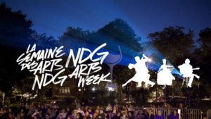NDG Arts Week launches on August 22