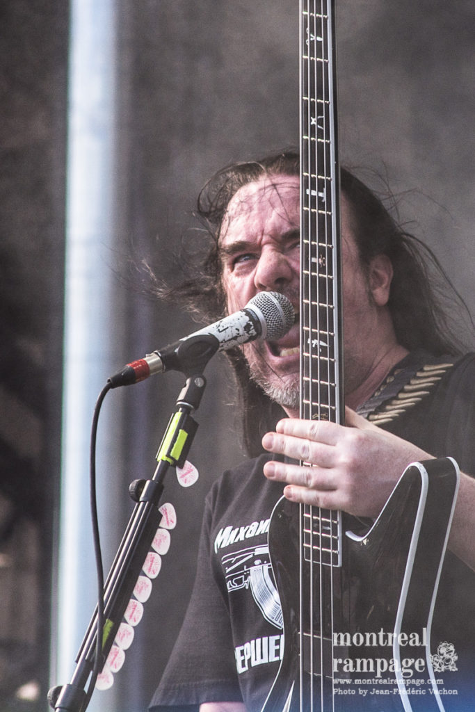 Carcass (Photo by Jean-Frederic Vachon)