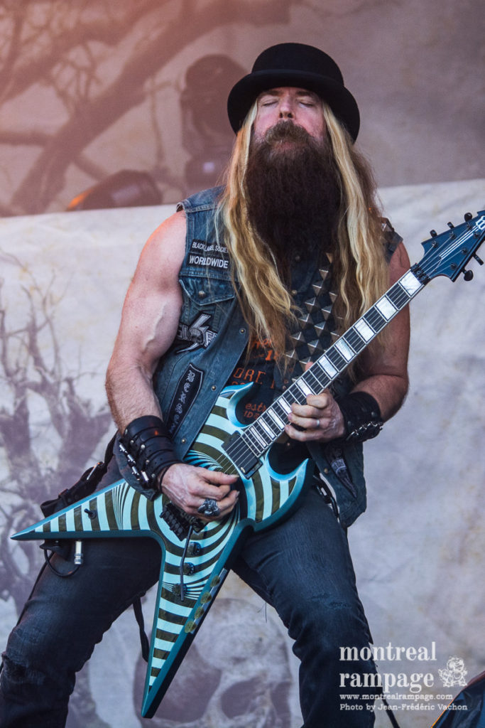 Zakk Wylde (Photo by Jean-Frederic Vachon)
