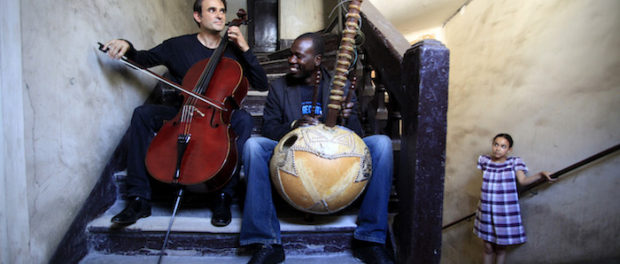 Ballaké Sissoko - Vincent Segal. Photo : Claude GASSIAN