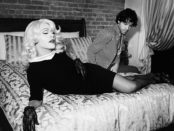 Jimmy Moore as himself and Madonna