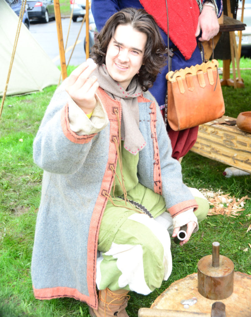 Medieval Fair. Salon Passion de Medieval. Photo Marlene Wilson. May 2017.