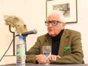 Harry Benson vernissage. Photo Sarah Bemri