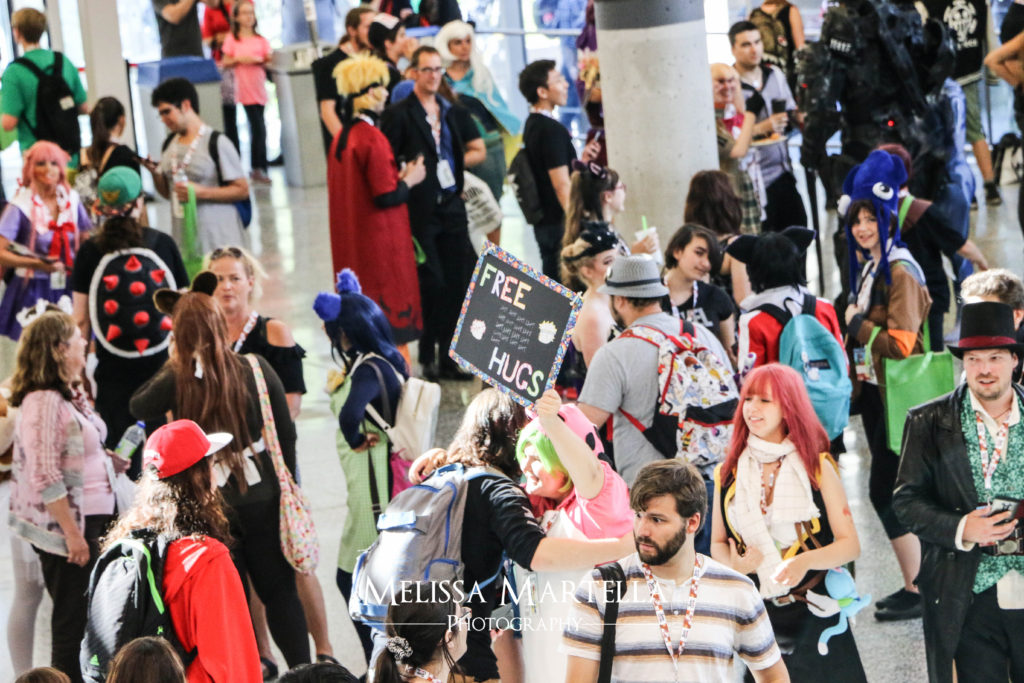 Cosplayers. Otakuthon 2017. Photo Melissa Martella.