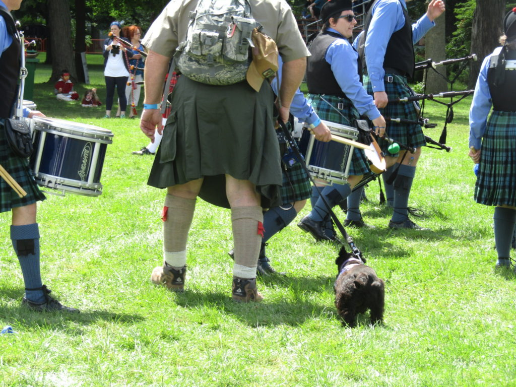 Montreal Highland Games 2017. Photo Rachel Levine