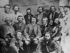 The Provisional Métis Government of 1870. Louis Riel is in the centre. Photo credit: Library and Archives Canada/PA-012854