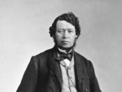 Thomas D'Arcy McGee, photographed in 1868 by William Norman. Credit: Library and Archives Canada/C-016749/MIKAN 3577156