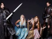"The ""Game of Thrones"" television series cast, photo courtesy of Entertainment Weekly."