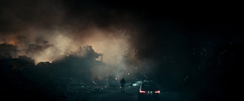 The Cloverfield Paradox.