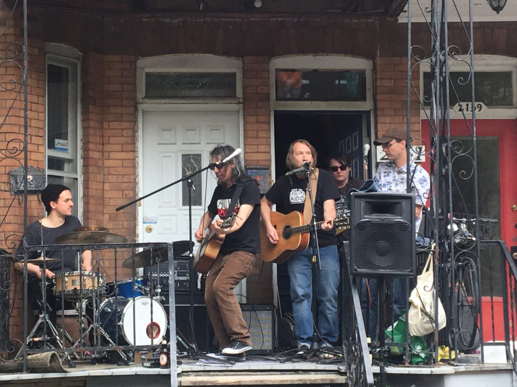 Porchfest 2018. Photo Rachel LEvine
