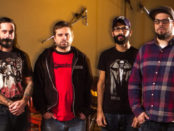 Rob Sabatini (guitar/vocals), Joey Sabatini (bass/vocals), Steve Sabatini (drums/vocals), and Sean Sabatini (guitar/vocals) Photo credit: Dave Levitt Photography