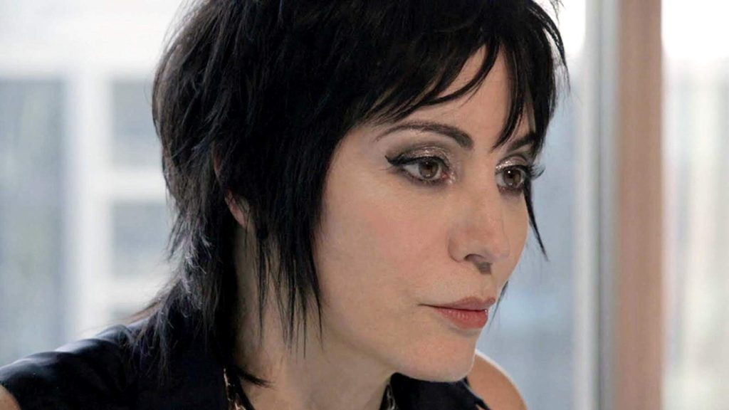 Still of Joan Jett in Bad Reputation.