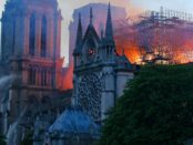 Notre Dame. AP Photo Michel Euler