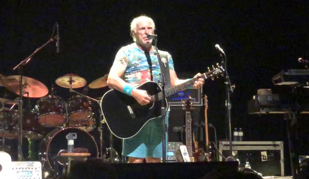 Jimmy Buffett finally played Montreal after 44 years