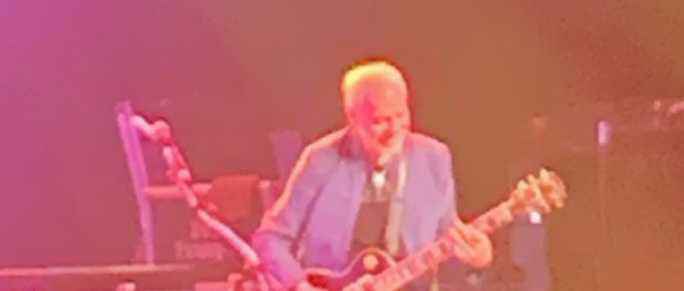Peter Frampton. Jazz Fest 2019. Photo Rachel Levine