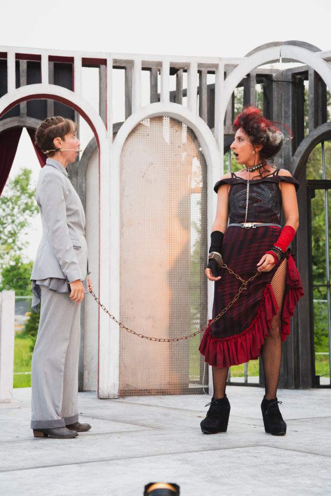 Measure for Measure. Shakespeare in the Park. Photo Valerie Baron.