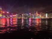 Hong Kong skyline. Photo Philippe Canning