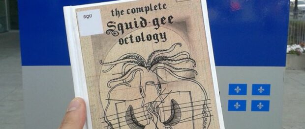 Squidgee The Complete Octology. Photo Keenan Poloncsak.