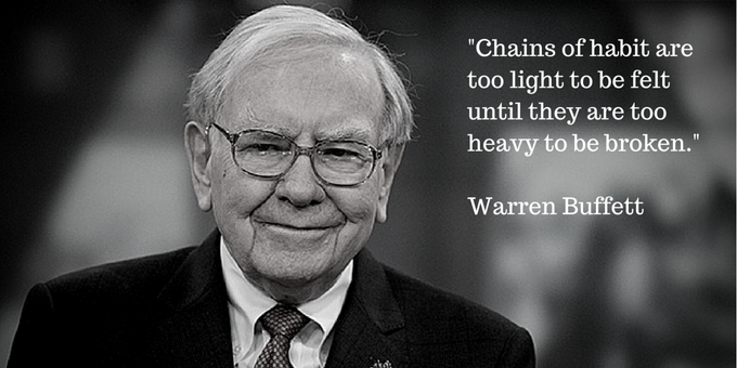 Adopting The Successful Mindset of Warren Buffet