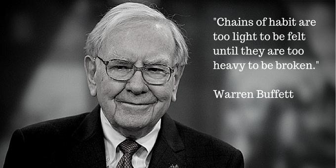 Adopting The Successful Mindset of Warren Buffet