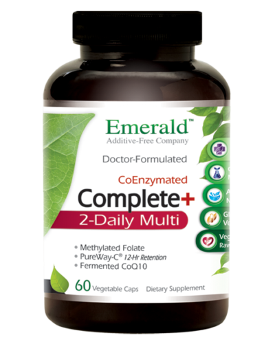 Emerald Complete Plus (60) Bottle