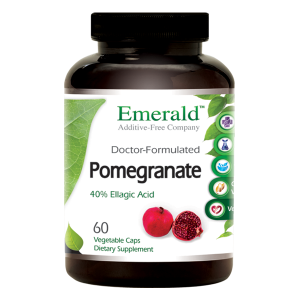 Emerald Pomegranate (60) Bottle