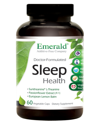 Emerald Sleep Health (60) Bottle