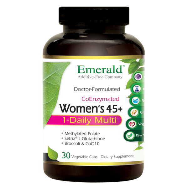 Emerald Women 45+ 1-Daily (30) Bottle