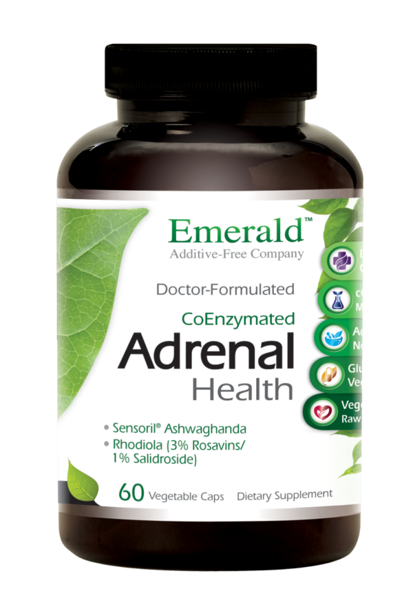 Emerald Adrenal Health (120) Botttle