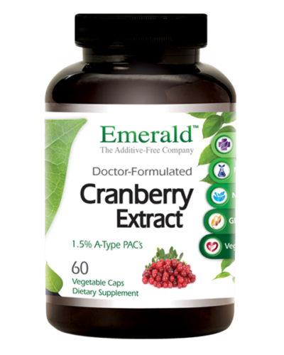 Emerald Cranberry (60) Bottle