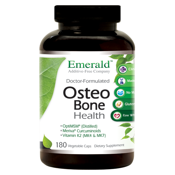 Emerald Osteo-Bone (180) Bottle