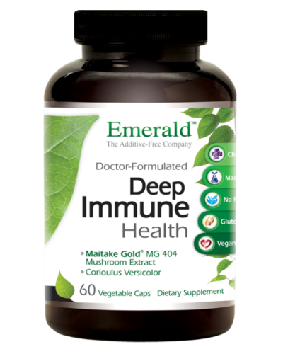Emerald Deep Immune (60) Bottle