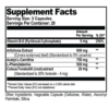 Natural Stacks CILTEP Supplement Facts